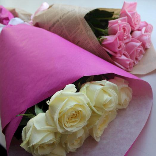 На вкус и цвет: букеты цветов на заказ Flowwow