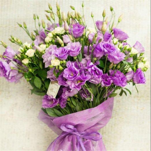 Фиолетовые сны : букеты цветов на заказ Flowwow