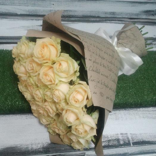 Жемчуг 51: букеты цветов на заказ Flowwow