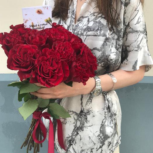 Розы Аромат любви: букеты цветов на заказ Flowwow