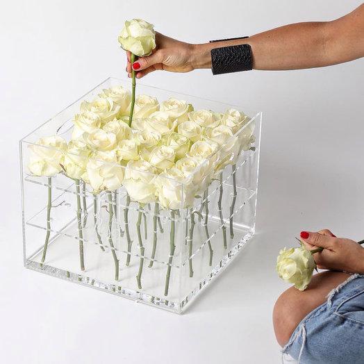 Хай ТЭК 25: букеты цветов на заказ Flowwow