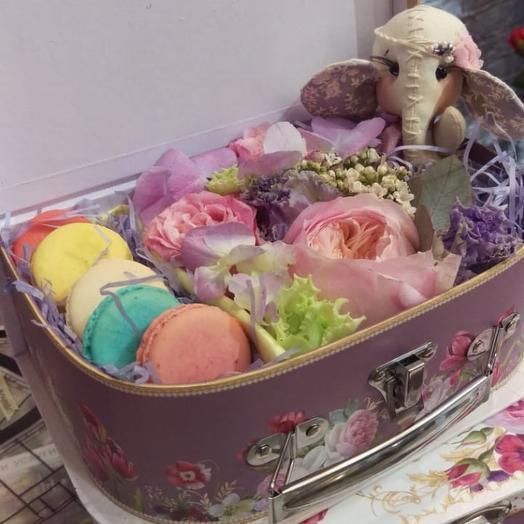 Сладкие грезы: букеты цветов на заказ Flowwow