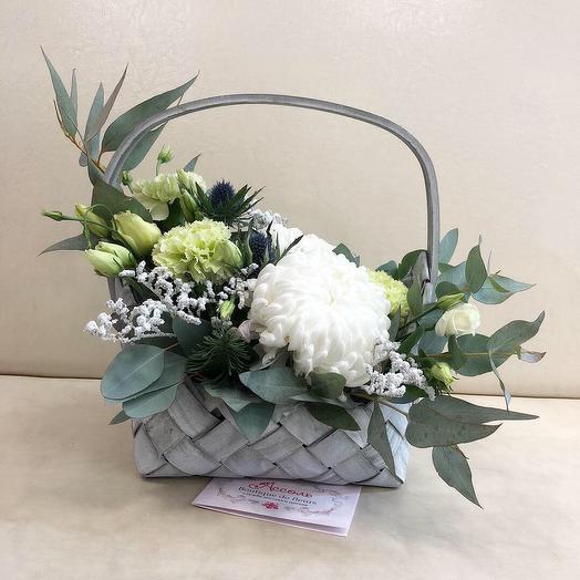 Морозко: букеты цветов на заказ Flowwow