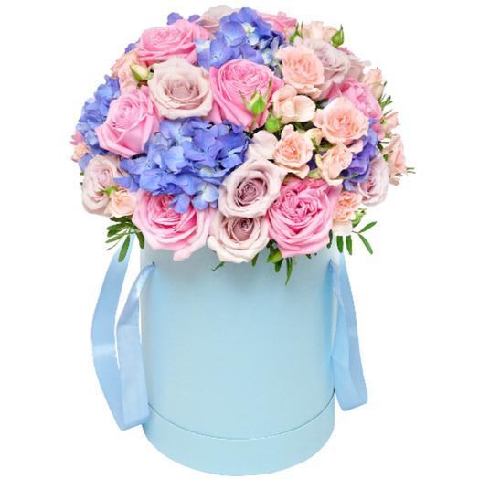 Люблю люблю: букеты цветов на заказ Flowwow