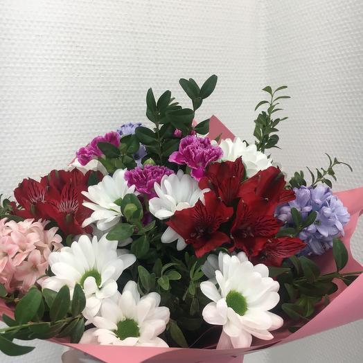 Арт 12806: букеты цветов на заказ Flowwow