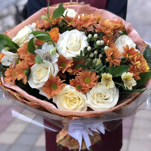 Луч солнца: букеты цветов на заказ Flowwow