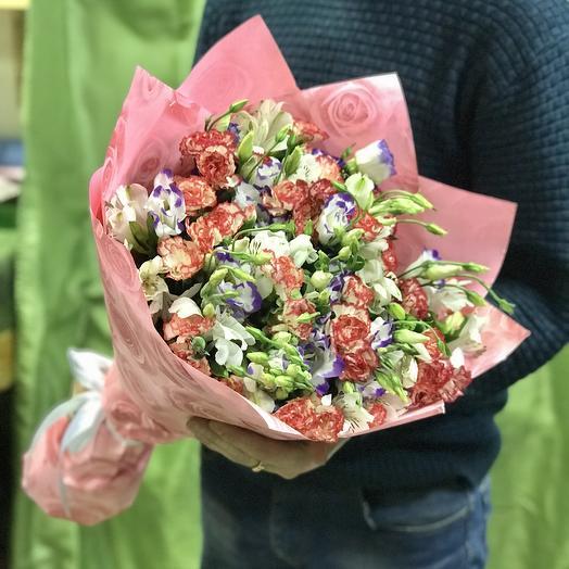 Букет из Цветов микс: букеты цветов на заказ Flowwow