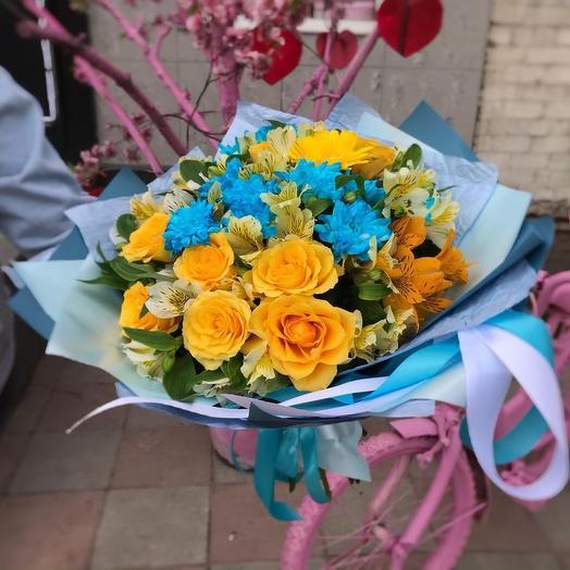 🦋Морская гладь: букеты цветов на заказ Flowwow