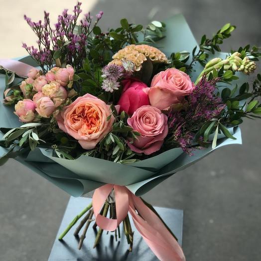 Букет 45: букеты цветов на заказ Flowwow
