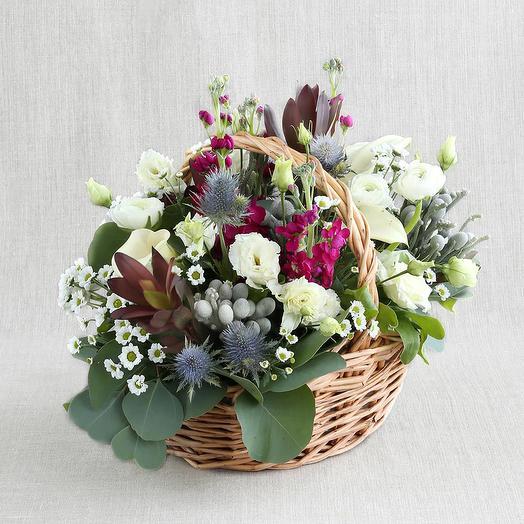 """Композиция """"Для Рака"""": букеты цветов на заказ Flowwow"""