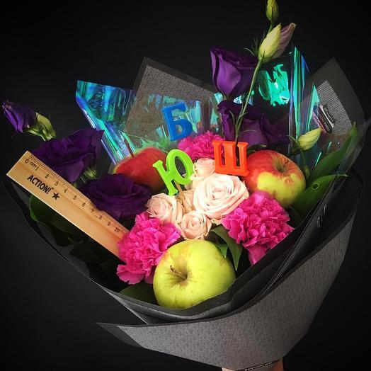 Ученье - свет: букеты цветов на заказ Flowwow