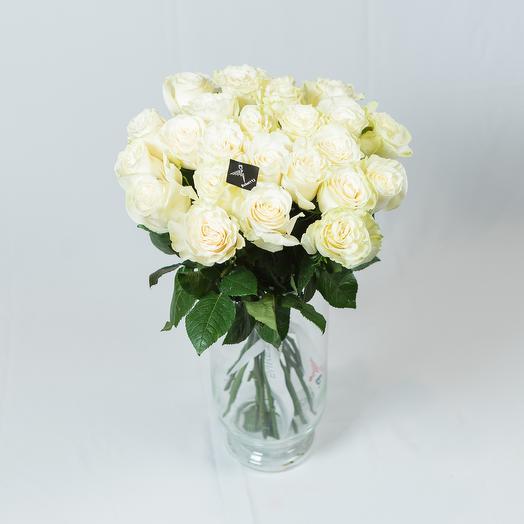 """Букет """"MONOMONDIAL-25"""" PREMIUM: букеты цветов на заказ Flowwow"""