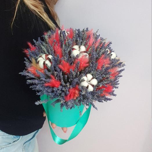 Лавандовый сны: букеты цветов на заказ Flowwow