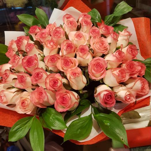 Роза джумилия: букеты цветов на заказ Flowwow