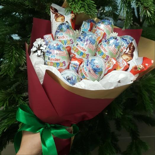 Sweet bouquet 1