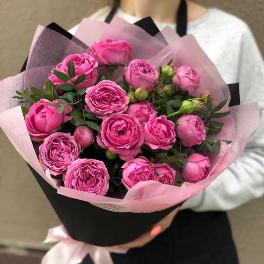 Богемия: букеты цветов на заказ Flowwow