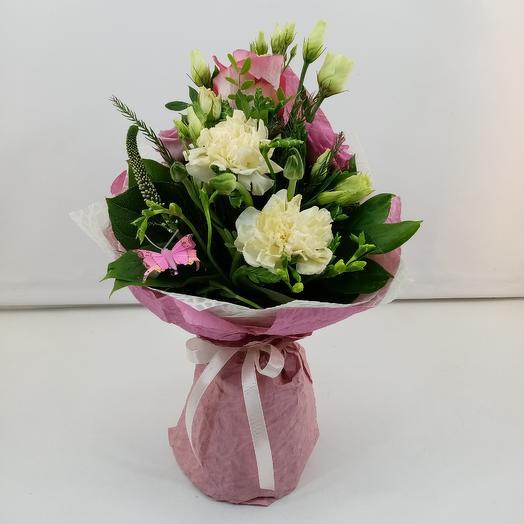 Квартет: букеты цветов на заказ Flowwow