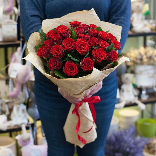 Букет из роз Эль Торро (25)