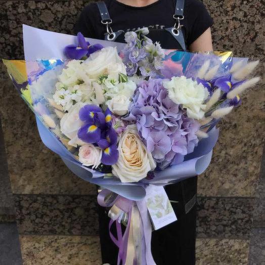 Цветочна волна: букеты цветов на заказ Flowwow