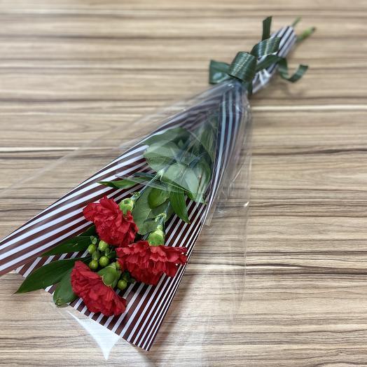 К дню победы: букеты цветов на заказ Flowwow