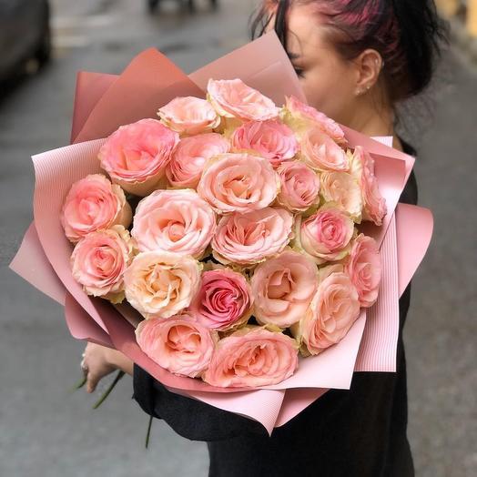 Зефирная: букеты цветов на заказ Flowwow