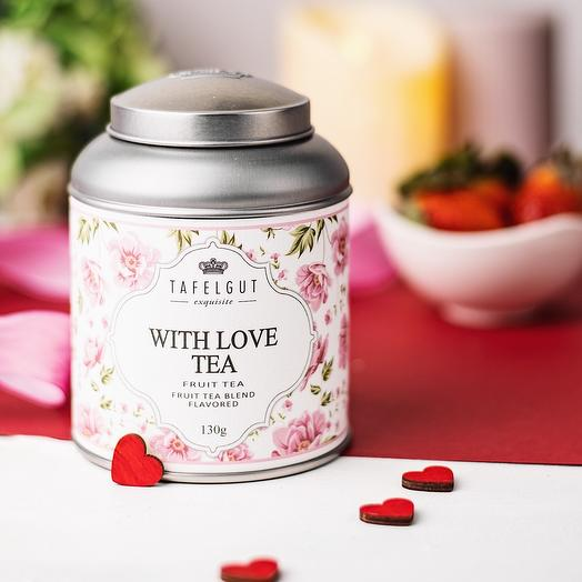 Чай WITH LOVE