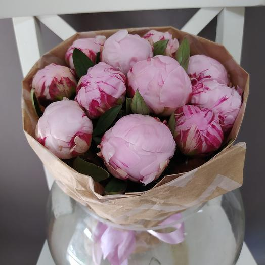 Букет Сара Бернар: букеты цветов на заказ Flowwow