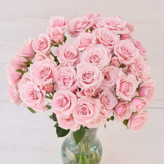 11 Роза Majolika