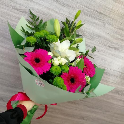 ✅ Author's bouquet