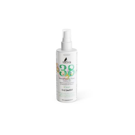 Тоник укрепляющий 38 для чувствительной кожи, Sativa