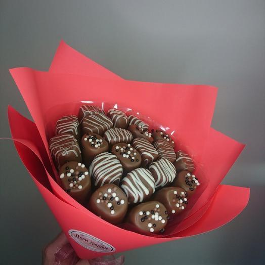 Карамельный шоколад