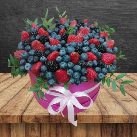 Продуктовый  набор ЭКО из ягод