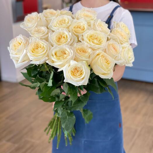 Букет из 21 розы 70 см Candellight
