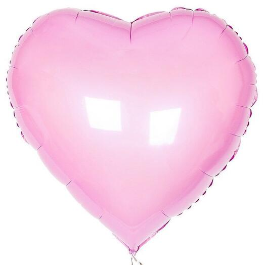 Шар «Сердце фольгированный»