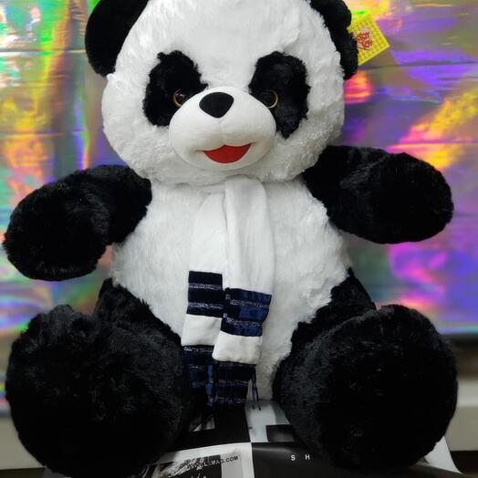 Панда с шарфиком🥰