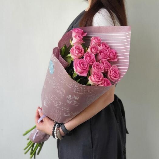 Новосибирская роза