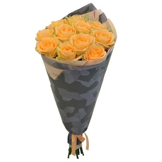 Букет Пич: букеты цветов на заказ Flowwow