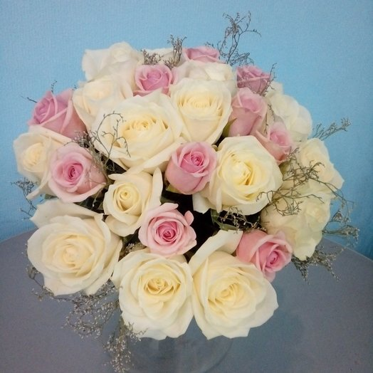 Букет невесты №1: букеты цветов на заказ Flowwow