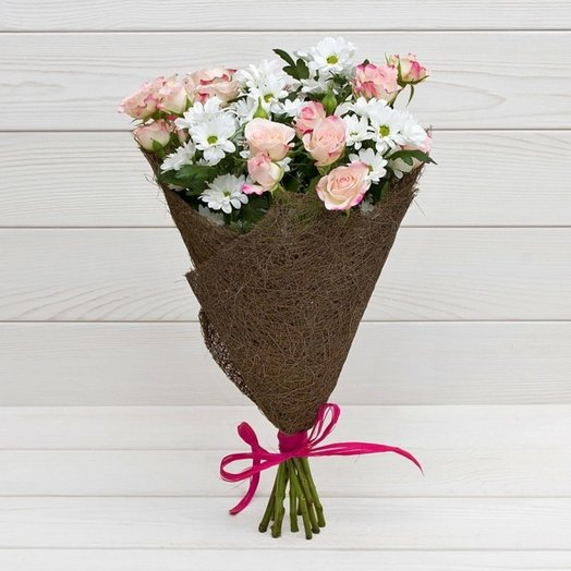 Нежность прикосновения: букеты цветов на заказ Flowwow