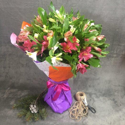 """Букет """" Полевой"""" : букеты цветов на заказ Flowwow"""