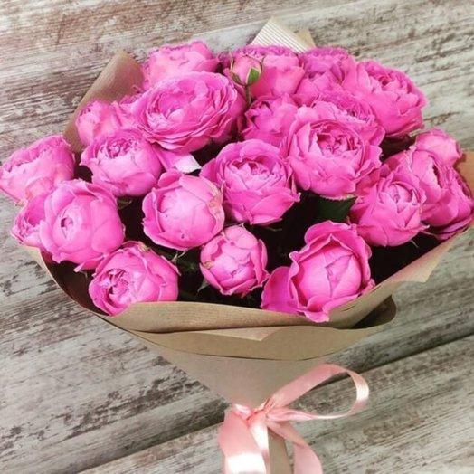 7 веток: букеты цветов на заказ Flowwow