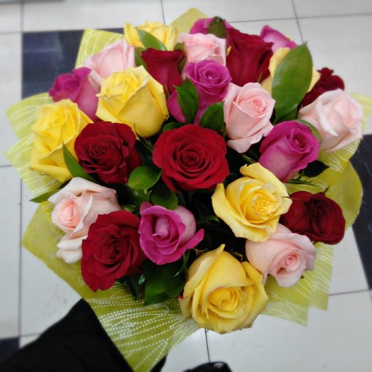 Made by Жасмин 9: букеты цветов на заказ Flowwow