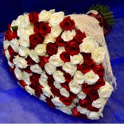 Уне Флер Ребелле: букеты цветов на заказ Flowwow