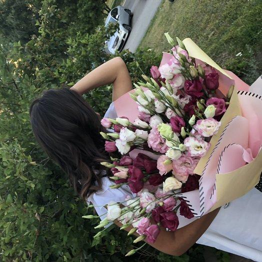 Летнее удовольствие: букеты цветов на заказ Flowwow