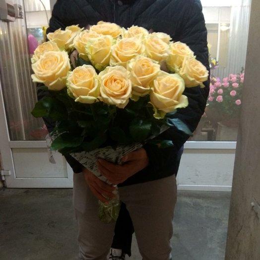 Пинчик : букеты цветов на заказ Flowwow