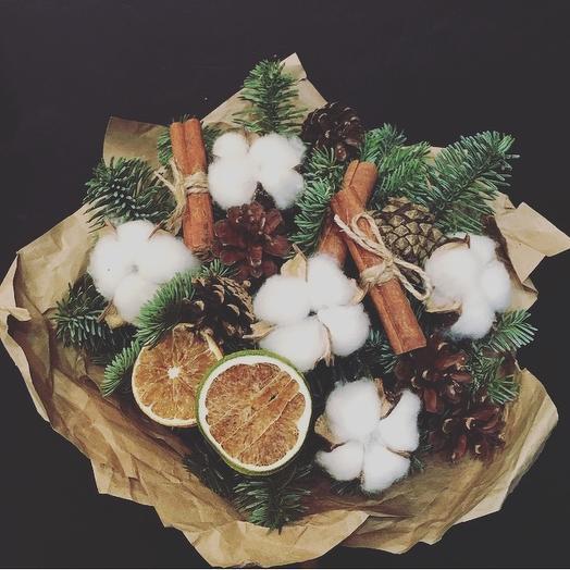 Сладкая зима: букеты цветов на заказ Flowwow