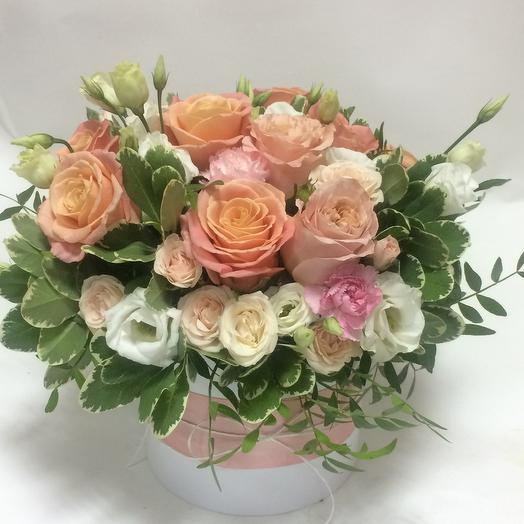 Премиум-шик: букеты цветов на заказ Flowwow