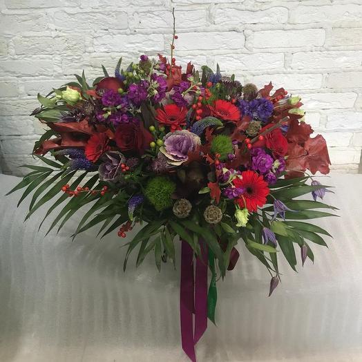Тайна любви: букеты цветов на заказ Flowwow