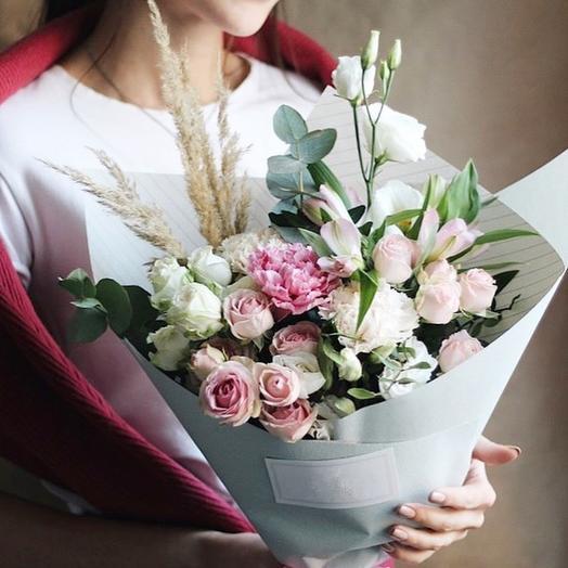 Притягательность: букеты цветов на заказ Flowwow