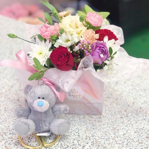 Набор ME TO YOU: букеты цветов на заказ Flowwow